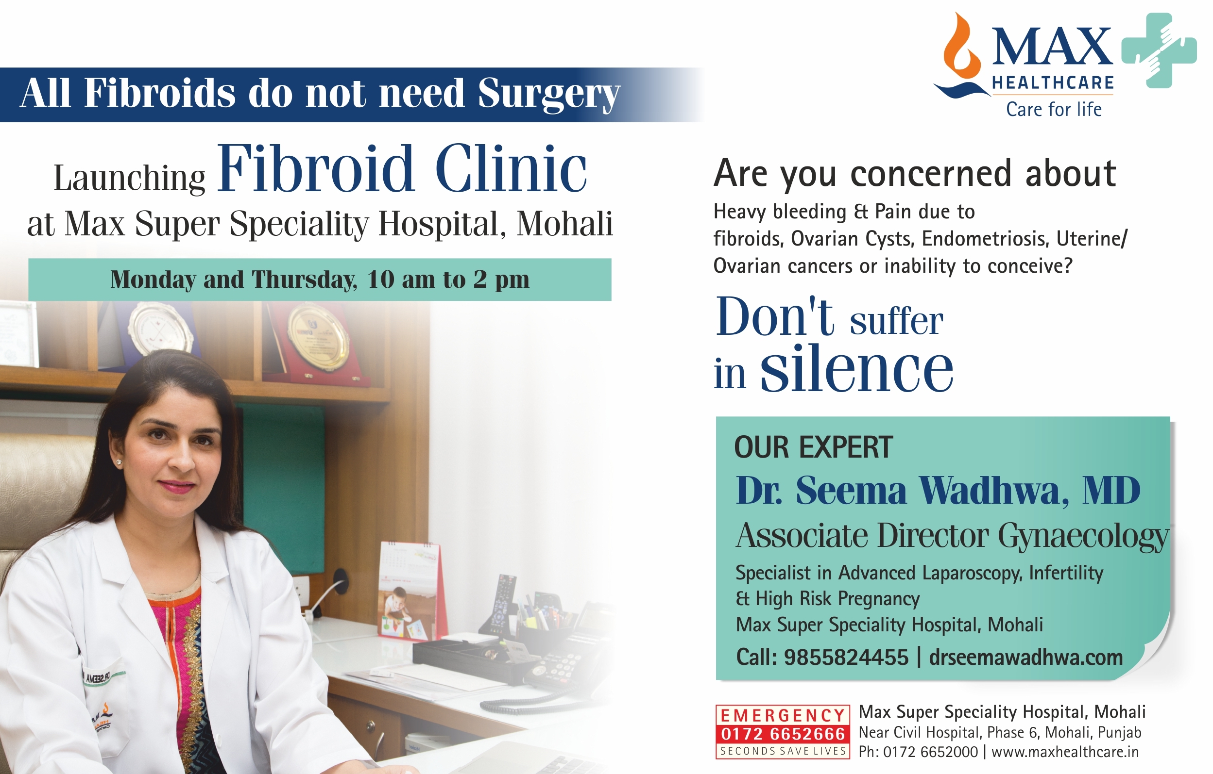 Fibroid Clinic EDM